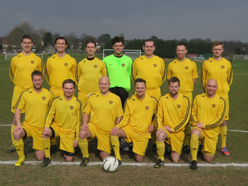 1st Team 2014 - 15