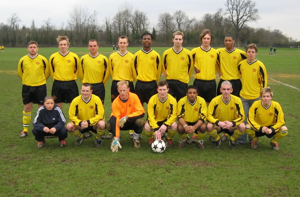 2003-04 1st XI