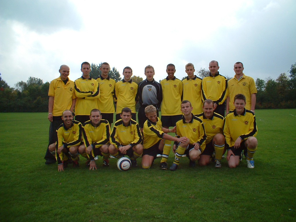 2005-06 League winner 5th XI