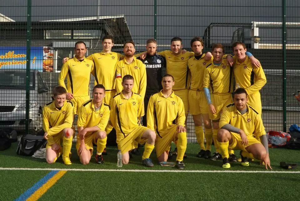 3rd XI 2012-13 Mid Season