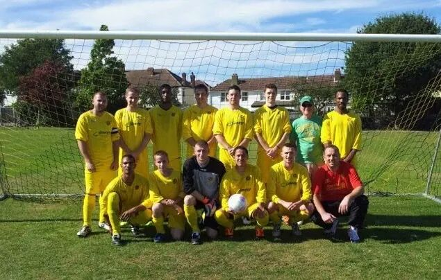 3rd XI 2012-13 Start of Season