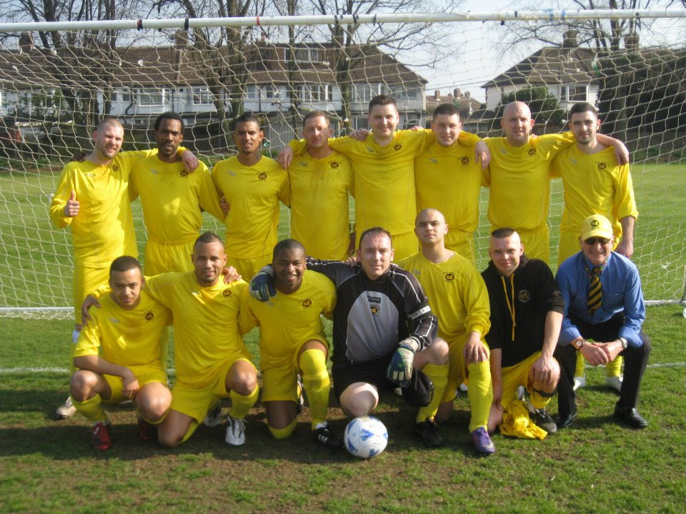 Cup Final 4th XI 2011-12