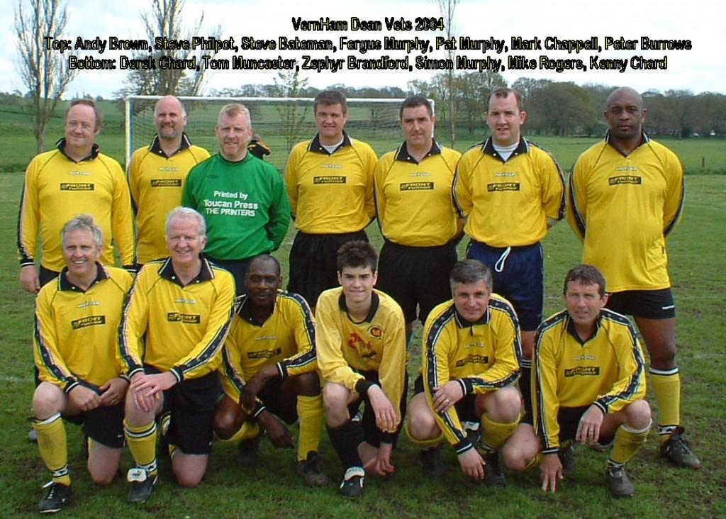 VernhamDeanVets2004