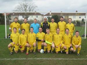 3rd Team 2015 - 16