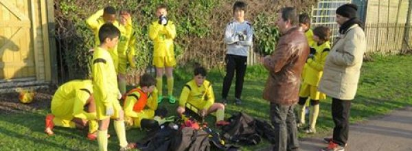 Mid Week Youth Game – 26.04.16